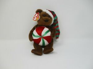 Ty Beanie Baby Yummy 2005 NWT Holiday Christmas Plush