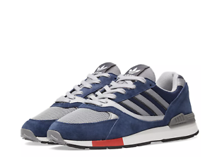 Asesino Superioridad la seguridad  7.5 NEW! ADIDAS QUESENCE CQ2130 NAVY BLUE, SCARLET RED & GREY TWO | eBay