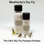 REGNO Unito WEATHERBY/'S Dry Fly Floatant in polvere-spedizione in tutto il mondo dal Regno Unito