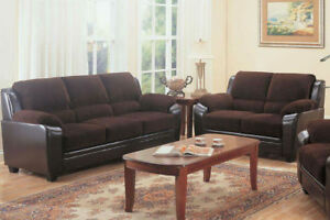 Details About Coaster Fine Furniture Monika Sofa And Loveseat