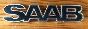 Vintage SAAB Car Badge - Sporron 822050