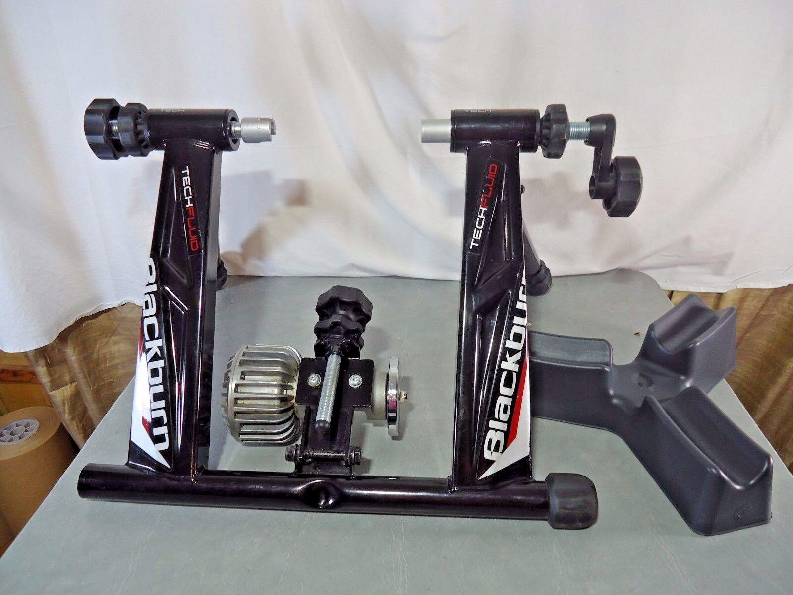 negroburn Tech fluido hidráulico resistencia entrenador en interiores ciclismo entrenamiento