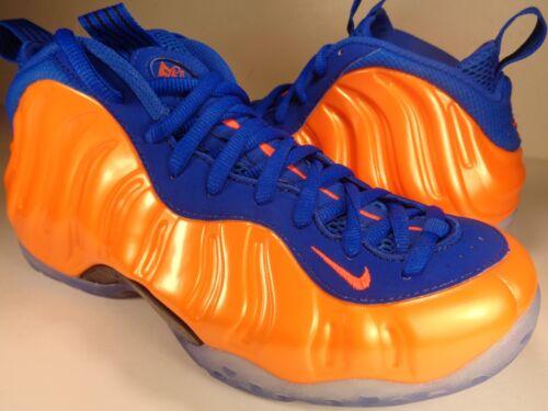 Foamposite Azul York One Negro Air Carmes New Nike Knicks BOg55w