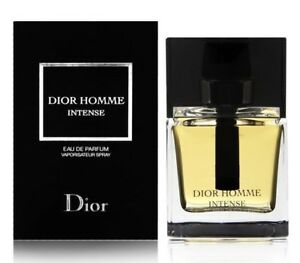Dior Homme Intense Parfum 50 Ml By Christian Dior For Men 17oz Ebay