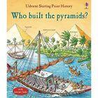 Who Built the Pyramids? by Jane Chisholm, Struan Reid (Paperback, 2015)