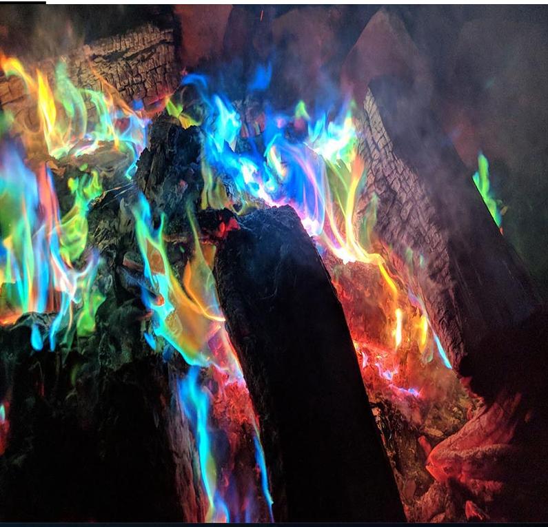 Mystical Fire Set of 10 Sachets