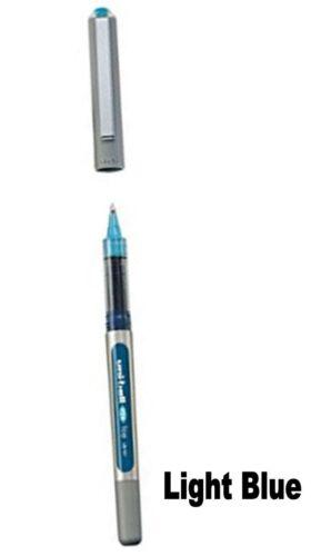 UNIBALL UB-157 EYE FINE ROLLER BALL PEN 0.7mm LIGHT BLUE INK