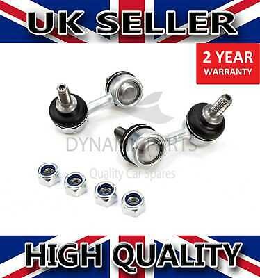 2 X FRONT STABILISER ANTI ROLL BAR DROP LINK LINKS HONDA CIVIC VII CR-V STREAM