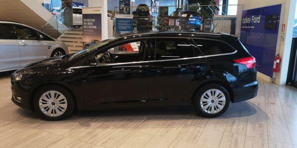 Ford Focus 1,5 SCTi 150 Titanium stc. - billede 1