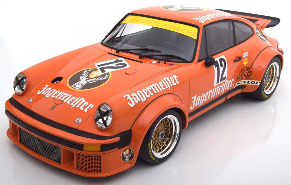 Minichamps 1976 Porsche 934 Jaegermeister  12 Gewinner Drm 1 12 Groß Auto Neu