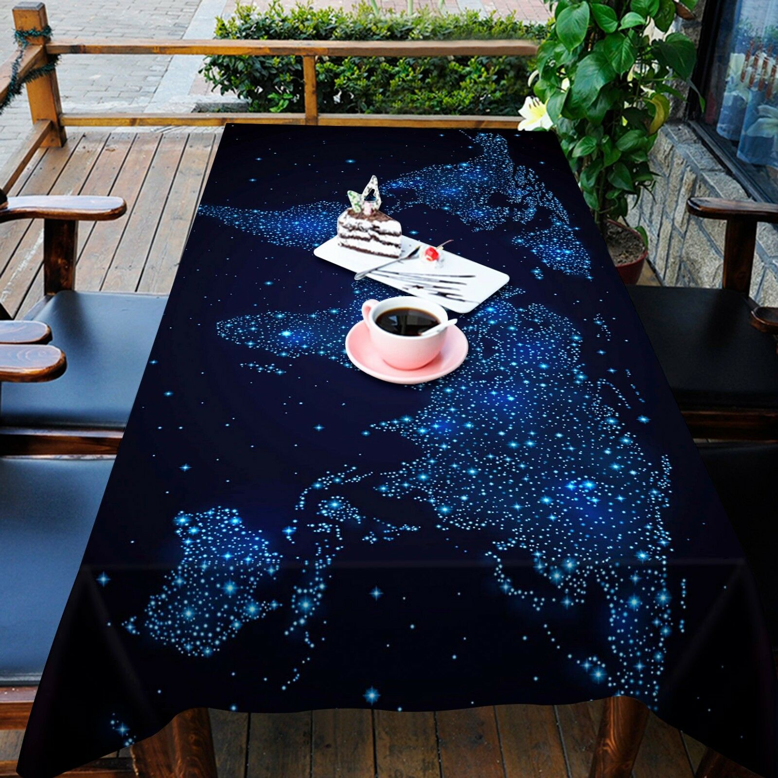 3D Image 4603 Tablecloth Table Cover Cloth Birthday Party Event AJ WALLPAPER AU