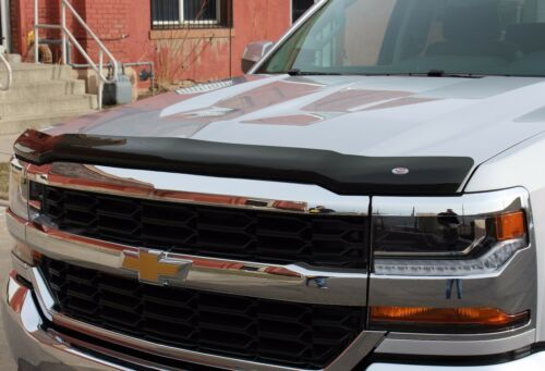 Chevy Silveado 1500 2016-2018  Bugshield Hood Deflector Stone Guard