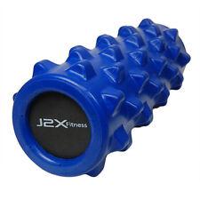 J2X Fitness drogata RUMBLE Rullo di Schiuma trigger Point Massaggio
