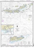 Noaa Chart Virgin Islands Virgin Gorda To St Thomas And St. Croix; Krause Lagoon