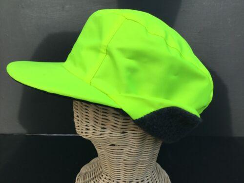 Hi-Viz sicurezza cappucci PPE Fox usura, MARKSMAN Sporting Cappello