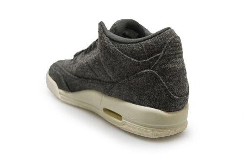 Laine 861427 Rare Juniors Rétro Bg Jordan Gris 004 Air Baskets 3 Nike wnT4XqZ