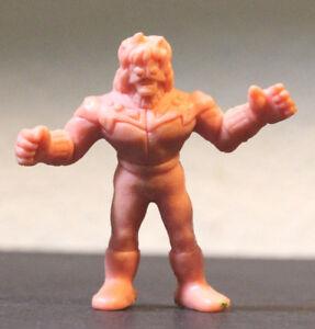 M-U-S-C-L-E-MUSCLE-MEN-28-Kinnikuman-1985-Mattel-RARE-Vintage-Flesh-Color-Toy