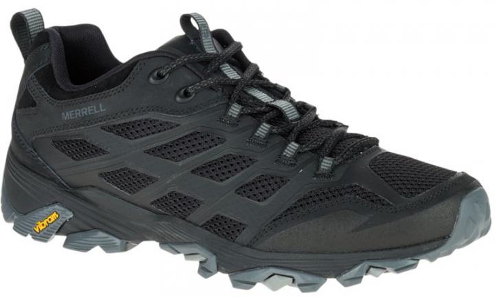 Merrell Moab Fst Chaussures homme-Noir J36927