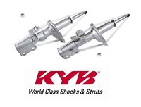 Set Of Front Left & Right Struts Kyb Excel-g For: Toyota Previa 1991-1997 on sale