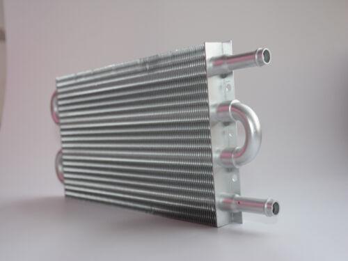 REMOTE TRANSMISSION OIL COOLER AT//MT AUTO-MANUAL RADIATOR CONVERTER KIT 4 Pass
