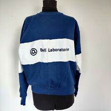 Vintage 70s Bell Telephone Laboratories Sweatshirt L Made In USA Single Stitch