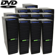200 SATA Burner CD DVD Disc Daisy Chain Duplicator Copier Recording Disk Drive