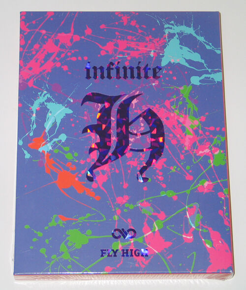INFINITE H [HOYA, DONGWOO] - Fly High (Mini Album) CD+Poster+Mini Photo K-POP