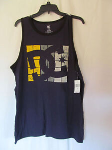 1e37171ca0c71 Image is loading NWT-Men-039-s-DC-SHOES-TANK-TEE-