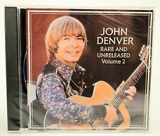 FREE SHIP John Denver Rare and Unreleased Music CD Love is The Master For You