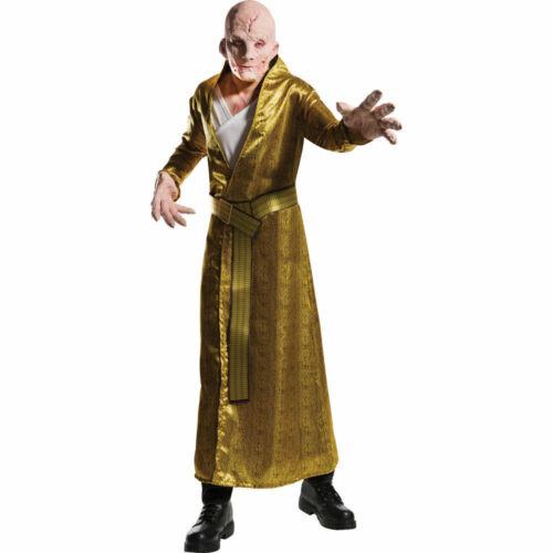 Supreme Leader Snoke Mask Star Wars Fancy Dress Halloween Costume Accessory