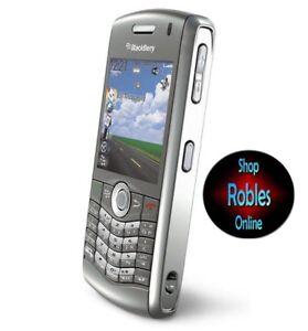 BlackBerry-Pearl-8110-Grey-Ohne-Simlock-4BAND-2MP-LED-GPS-BLUETOOTH-TOP-OVP