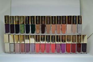 Dolce & Gabbana Intense Nail Lacquer Polish BNIB 11ml/0.37fl.oz.-Choose shade-
