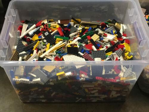 Lego 1-99 Pounds LBS Legos Pieces HUGE BULK LOT bricks Star Wars block w//Minifig