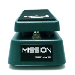 Mission-Engineering-EP1-KP-Expression-Pedal-for-Kemper-Profiler-amp-Remote-Green