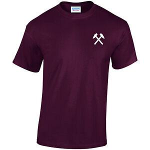 WHU-West-Ham-United-Hammers-Printed-T-Shirt
