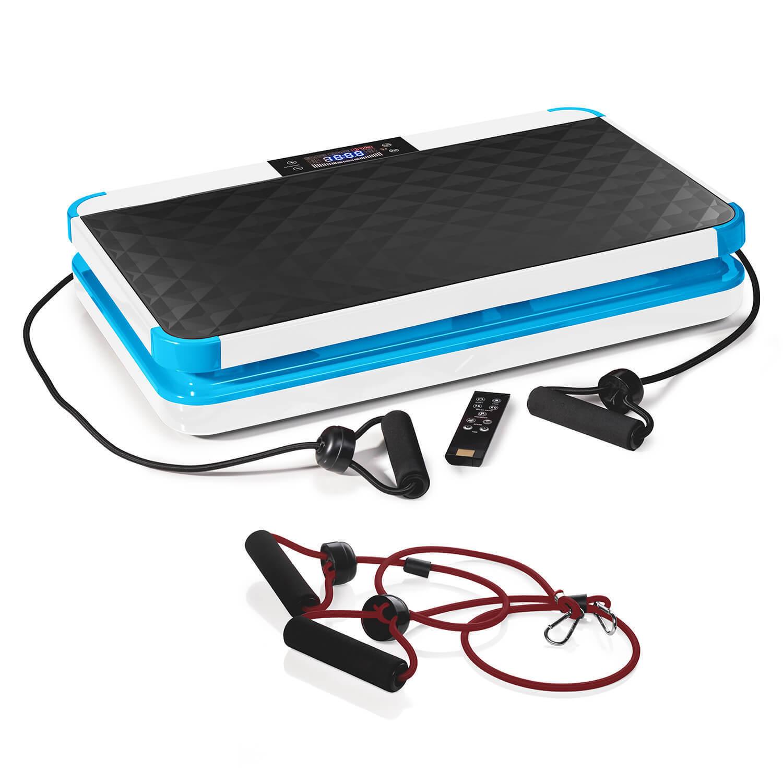 Genius Vibro Xtreme   6 Teile   Vibrationsplatte inklusive Dehnbänder   NEU