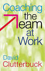 Coaching the Team at Work by David Clutterbuck (Paperback, 2007)