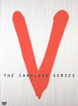 V The Complete Tv Series Dvd 2004 3 Disc Set For Sale Online Ebay