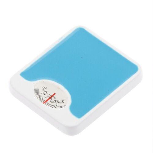 1:12 Scale Miniature Pesaje Escala Accesorios De Casa De Muñecas Azul V9T3 G8T7