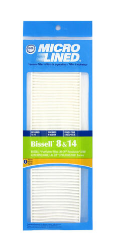 High-efficiency particules Hepa Filtre Pour Bissell Style 8 /& 14 3091 2038093 Filtre