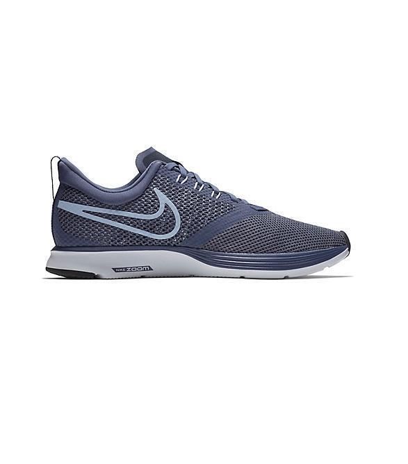 Zapatos promocionales para hombres y mujeres Womens NIKE ZOOM STRIKE Blue Recall Trainers AJ0188 400