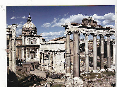 "*Postcard-""The Roman Forum"", Rome, Italy -Classic-   (#20)"