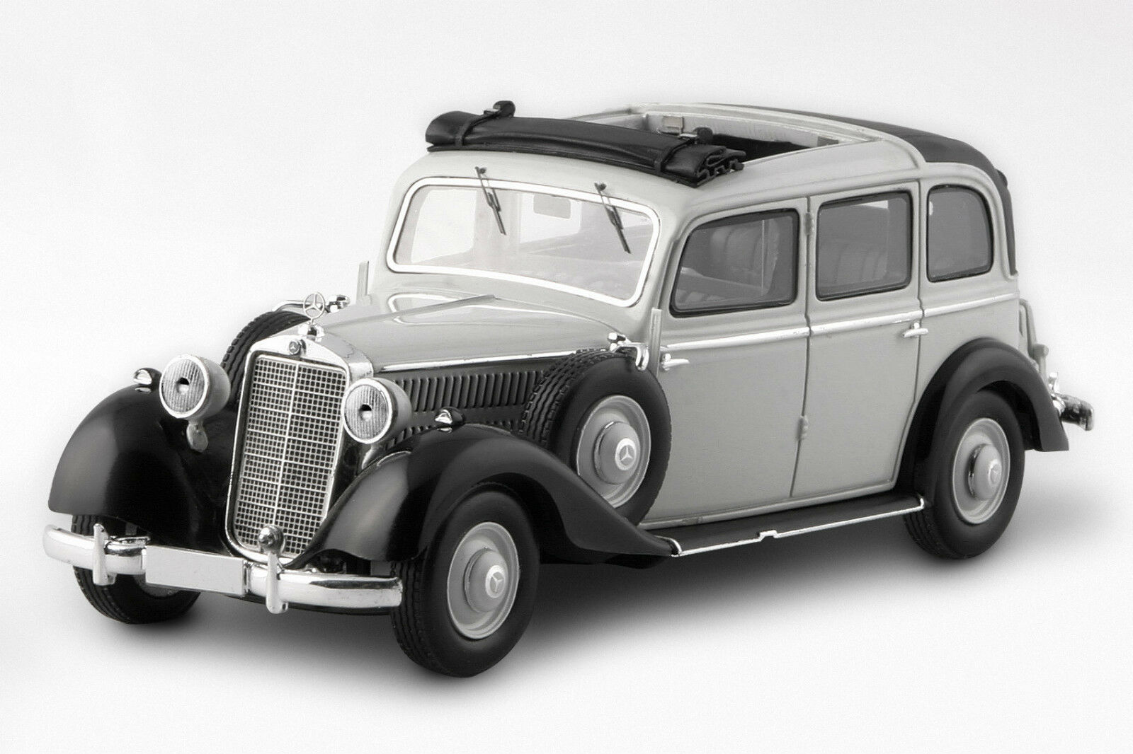 Esval Mercedes-Benz 260 D Pullman W 138 1936-1940 esval 1 43 emgemb 43001D
