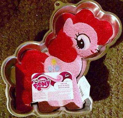 Astonishing Wilton My Little Pony Cake Pan Birthday Party Theme Any Occasion Funny Birthday Cards Online Kookostrdamsfinfo
