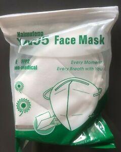 Lot 5 Masques KN / FFP - Norme CE