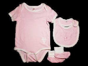 Set 2 Pairs-NEW Texas Longhorns Infant Booties
