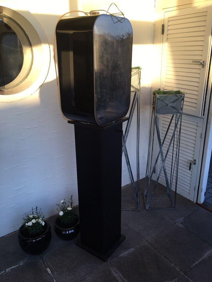 Akvarium, 60 liter, b: 41 d: 28 h: 62