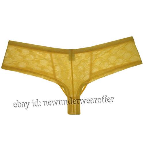 Hommes dentelle Buns Boxer Brief Sous-vêtements masculins posing Trunks Lingerie Slip d/'athlète Short