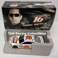 Greg Biffle 2015 Lionel/Action #16 Ortho Home Defense Diecast 1/24 FREE SHIP