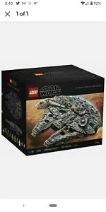 LEGO Star Wars Millennium Falcon (75192) - 7541 Pieces New w/shipping box